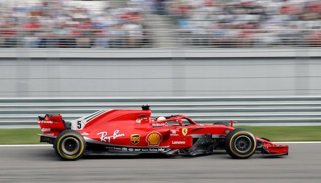 Ferrari make 'corrections' for Bahrain