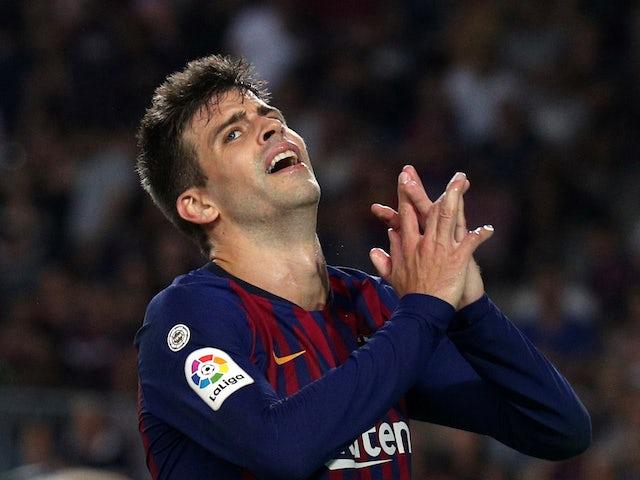 Pique hopes Valverde stays at Barcelona