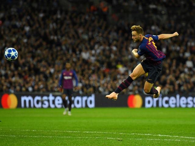 Rakitic expresses desire to stay at Barcelona