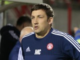 Hamilton Academical manager Martin Canning pictured in 2016