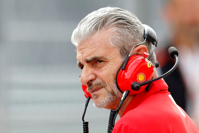 Arrivabene to get new Ferrari contract