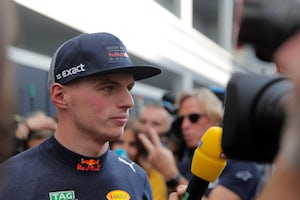 Red Bull says 'no' to MotoGP test for Verstappen