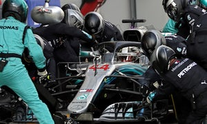 Wolff not counting Hamilton's title chickens yet