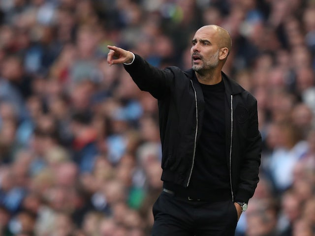 Guardiola in no rush to sign midfielder?