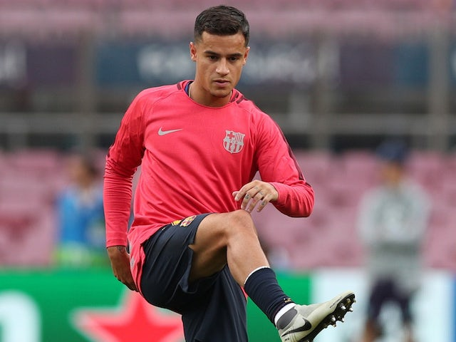 Man United 'told Coutinho price'