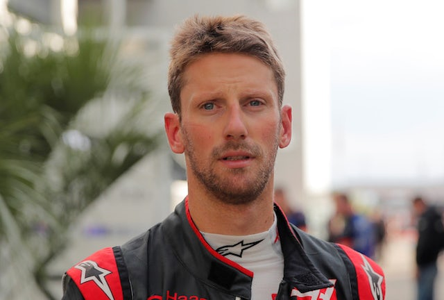 Haas 'better and better' every year - Grosjean