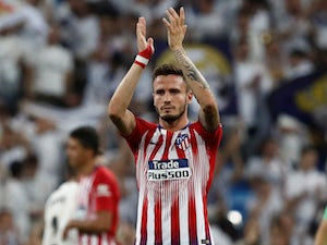 Atletico 'will consider £85m bid for Saul'