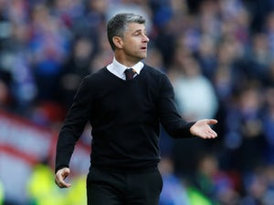 Stephen Robinson talks up James Scott potential after Motherwell brace
