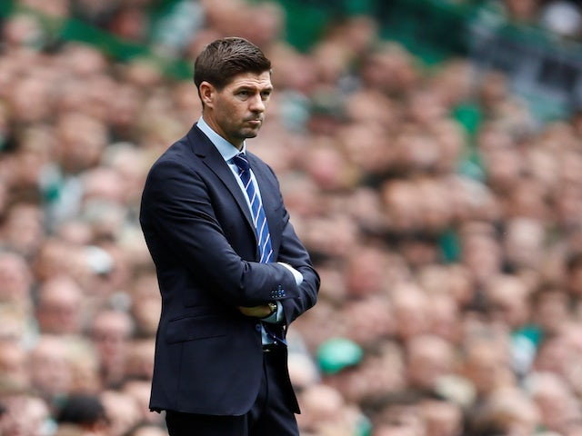 Davis believes Rangers have only themselves to blame for latest slip-up