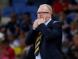 Alex McLeish worried about Scotland rhythm