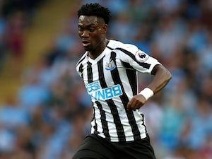 Christian Atsu: 'We have to beat United'
