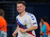 Glenn Middleton in action for Rangers in the Europa League on September 20, 2018