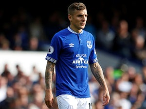 Toffees go to Anfield full of confidence, says Lucas Digne