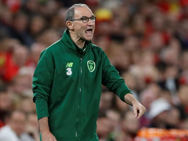 Republic of Ireland still capable of qualifying for Euro 2020 – Martin O'Neill