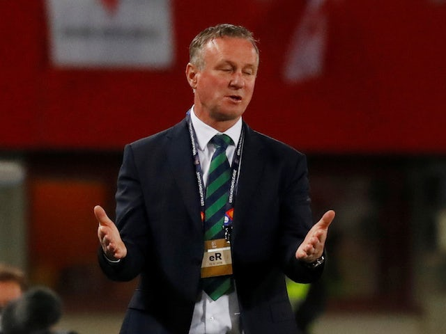 O'Neill watching Northern Ireland's young guns grow up in Euro 2020 qualifiers