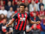 Nathan Ake in action for Bournemouth in August 2018