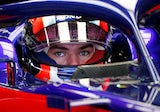 Pierre Gasly Japanese GP Toro Rosso
