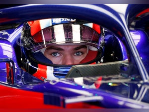 Gasly 'not afraid' of Verstappen