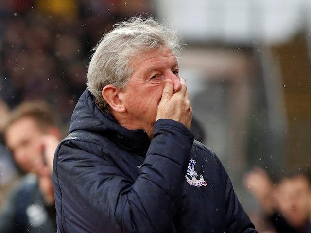 Crystal Palace boss Hodgson hails Tottenham trio