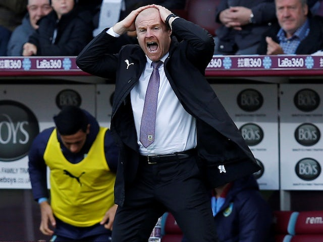 Palace problems indicate Premier League's strength, says Burnley boss Dyche