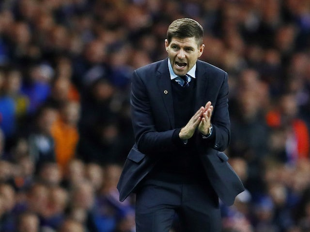 Steven Gerrard bemoans defensive lapses as Rangers lose thriller in Moscow
