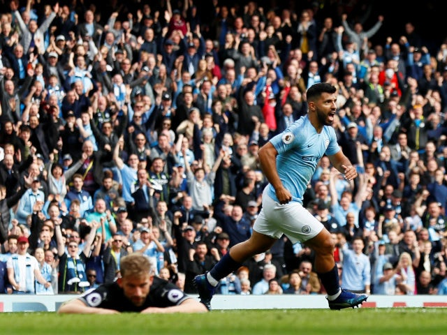 Sergio Aguero ruled out of Chelsea clash