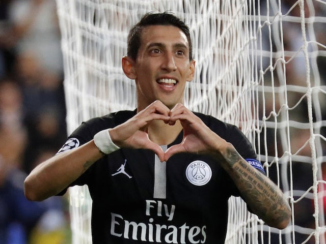 Di Maria: 'United didn't give me enough time'
