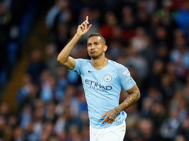 Manchester City open to Danilo offers?