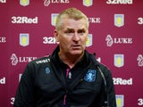 Aston Villa manager Dean Smith pictured on October 15, 2018