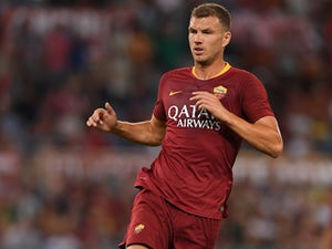 West Ham to go after Roma striker Dzeko?