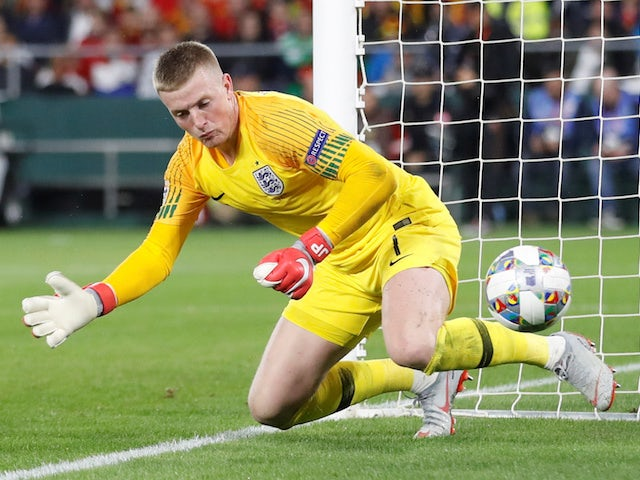 Man United 'eye Jordan Pickford move'
