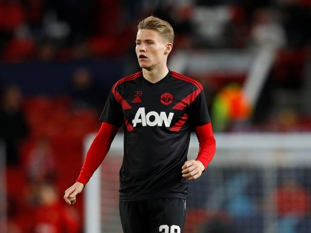 McTominay to leave Man Utd on loan?