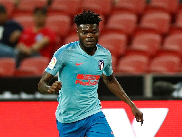 Man City make Thomas Partey enquiry?