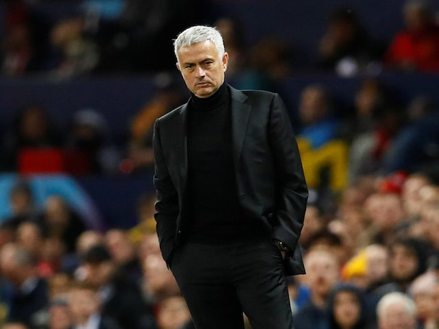 Jose Mourinho I Deserved To Be Sacked At Manchester United Sports Mole