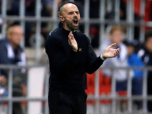 Paul Warne in charge of Rotherham United on October 3, 2018