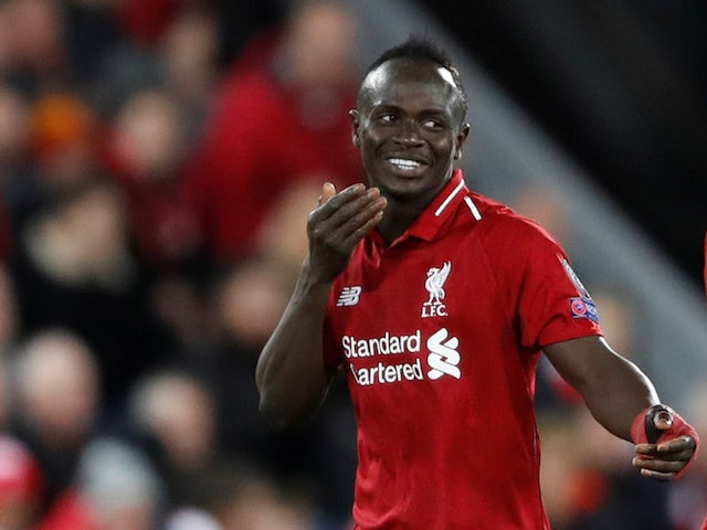 Police probe burglary at Sadio Mane's house during Champions League game