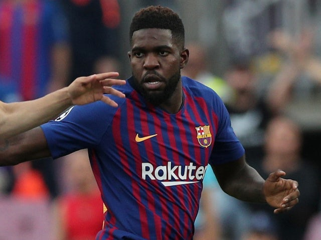 Umtiti 'interested in Man United move'