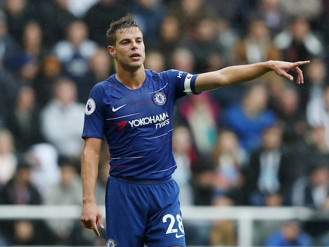 Report: Azpilicueta agrees new Chelsea deal