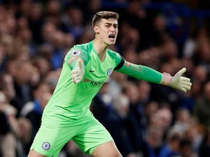 Chelsea players 'split over Kepa incident'