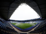General view of Leicester City's King Power Stadium taken on September 22, 2018