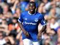 Kurt Zouma in action for Everton on September 29, 2018