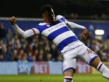 Ravel Morrison in action for QPR in April 2017