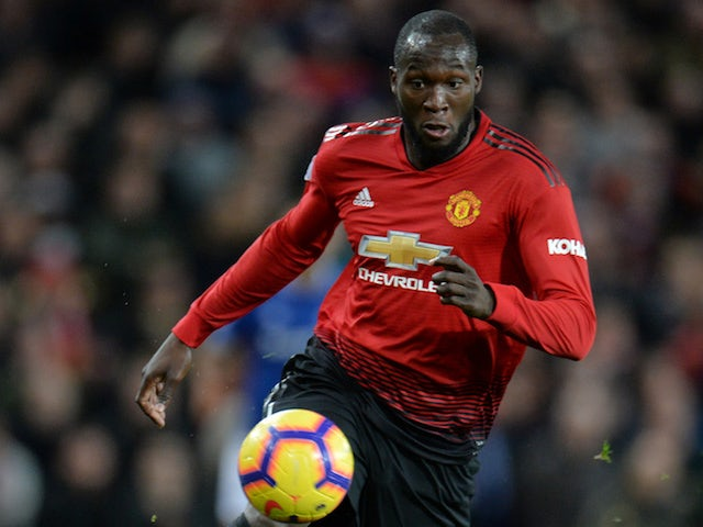 Manchester United reject £54m offer for Romelu Lukaku