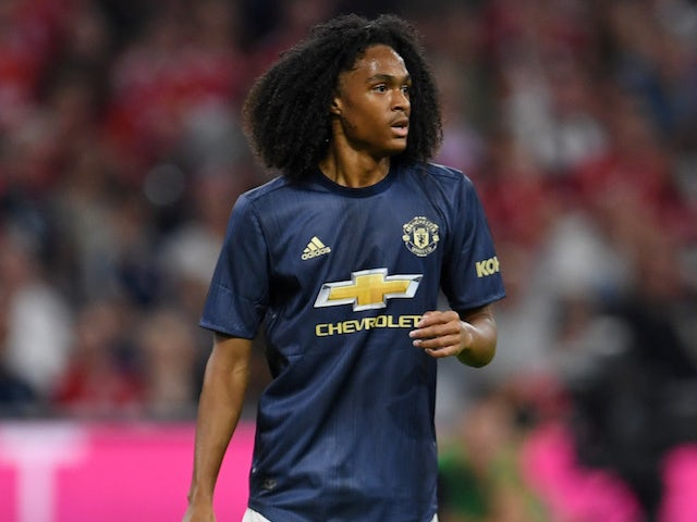 PSV want Chong on loan from Man Utd?