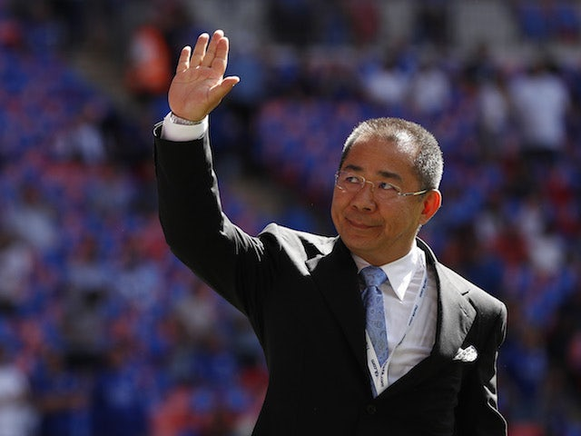 LCFC Foxes Foundation renamed in honour of Vichai Srivaddhanaprabha
