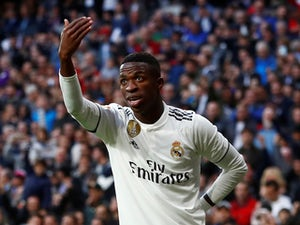 Real Madrid confirm Vinicius Junior blow