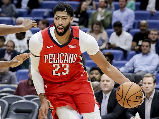Result: Anthony Davis stars on injury return as Pelicans stop rot
