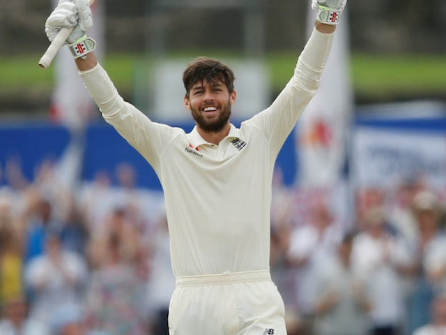 Dream day for debutant Ben Foakes as England take control in Galle
