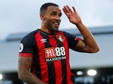 Callum Wilson in action for Bournemouth on October 27, 2018