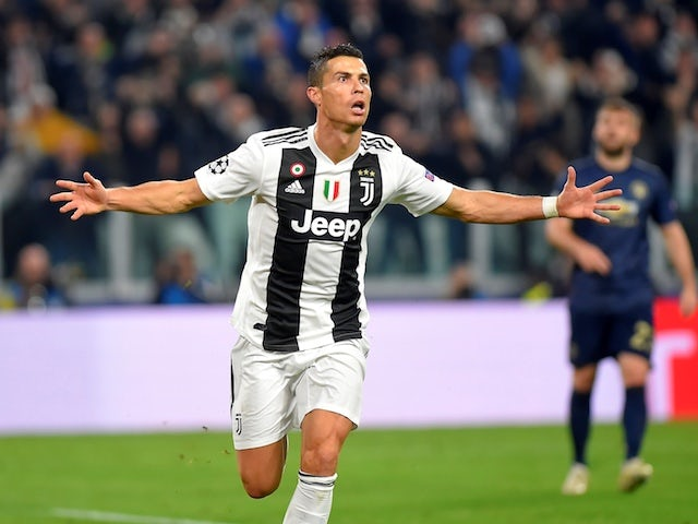 Cristiano Ronaldo felt Juventus should 'easily' have beaten Manchester United